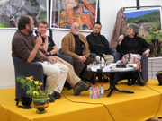 Table ronde - Salon du livre du Puy-en-Velay 2007