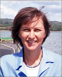 Gaële de La Brosse - Co-fondatrice de la revue Chemins d'étoiles